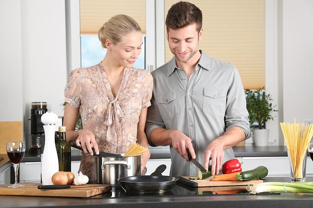 料理好きの彼女がほしいなら?彼女と付き合うなら趣味で探せるアプリ