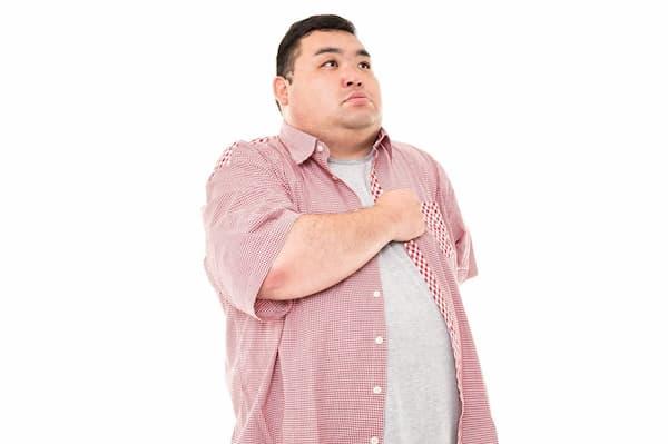 デブな男性は結婚できないの?太っていても彼女ができる婚活術とは